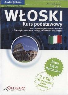 Włoski. Kurs podstawowy - Nowa Edycja Książka + 2 x CD