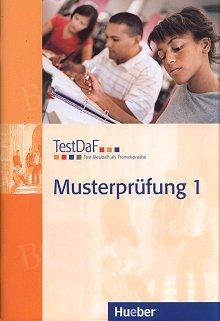 TestDaf Musterprüfung 1 Lehrbuch mir CD