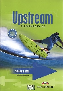 Upstream Elementary A2 Student's Book with CD
