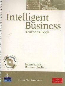 Intelligent Business Intermediate książka nauczyciela