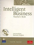 Intelligent Business Intermediate Teacher's Book with Test Master CD-ROM