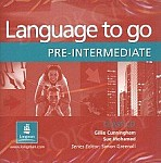Language to Go Pre-Intermediate Class CD