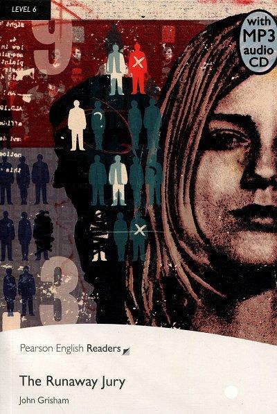 The Runaway Jury Book plus mp3