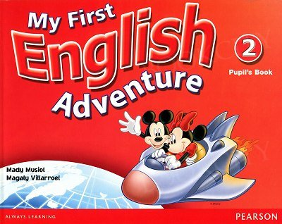 My First English Adventure 2 podręcznik