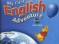 My First English Adventure Starter książka nauczyciela