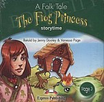 The Frog Princess Audio CD