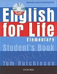 English for Life Elementary podręcznik