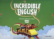 Incredible English 3&4 Teacher's Resource Pack