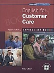 English for Customer Care Student's Book with MultiROM