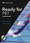 Ready for PET New Student's Book + CD-ROM (without key)