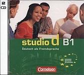 studio d B1 materiały audio do pracy na zajęciach (2 CD)