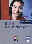 English for Customer Care Student's Book + CD