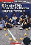 40 Combined Skills Lessons for the CEF (+ audio CD)