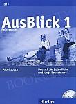 AusBlick 1 Arbeitsbuch mit CD