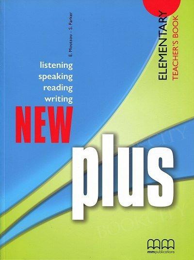 New Plus Elementary książka nauczyciela