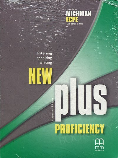 New Plus Proficiency Class CD