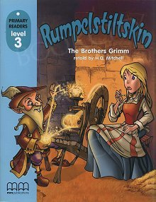Rumpelstilskin Book without CD-ROM