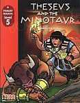 Theseus and the Minotaur Book without CD-ROM