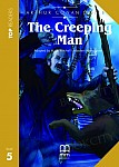The Creeping Man Student's Book with CD