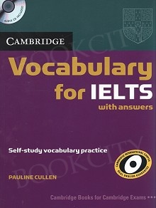 Cambridge Vocabulary for IELTS Edition with answers and Audio CD