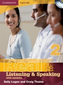 Real Listening & Speaking Level 2 (B1 Pre-Intermediate)