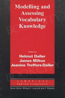 Modelling and Assessing Vocabulary Knowledge Paperback