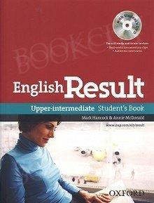 English Result Upper-Intermediate Student's Book + DVD