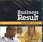 Business Result Intermediate Audio CD
