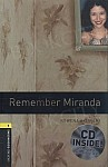 Remember Miranda Book and CD