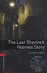 The Last Sherlock Holmes Story Book and CD