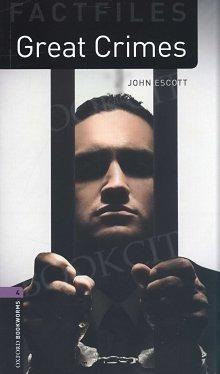 Great Crimes Book (no CD)