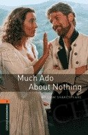 Much Ado About Nothing Book with Audio CD