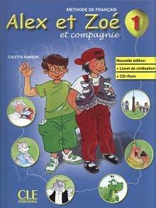 Alex et Zoé et compagnie 1 A1.1 podręcznik