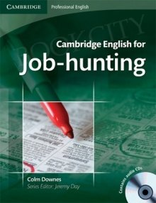 Cambridge English for Job-hunting, Intermediate Student's Book with Audio CDs