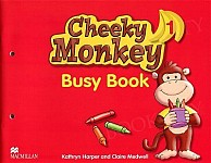 Cheeky Monkey 1 Activity Book