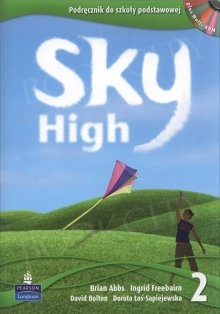 Sky High  2 Student's Book with Multi-Rom