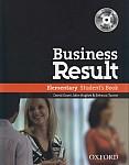 Business Result Elementary książka nauczyciela