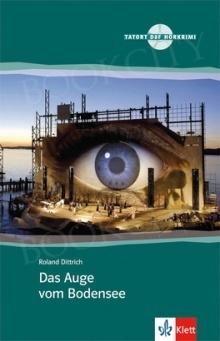 Das Auge vom Bodensee Książka+  Hörtext on line