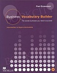 Business Vocabulary Builder Pack (Intermediate to Upper-Intermediate)
