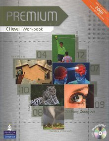 Premium C1 (CAE) Workbook (no Key) plus Multi-ROM