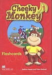 Cheeky Monkey 1 Flashcards