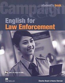 Campaign English for Law Enforcement podręcznik