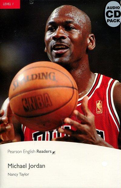 Michael Jordan Book plus CD