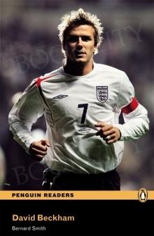 David Beckham Book and CD