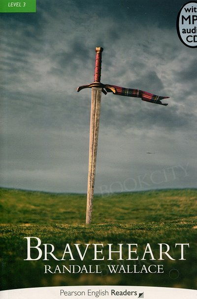 Braveheart Book and CD