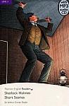 Sherlock Holmes Short Stories Book plus mp3