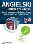 Angielski. Krok po kroku (2x książka + 5x CD + MP3 z programem)