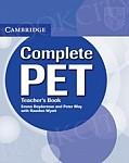Complete PET książka nauczyciela
