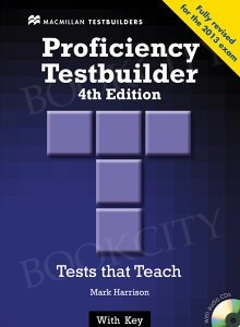 New Proficiency Testbuilder (2013) Book with Key