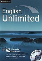 English Unlimited A2 Elementary podręcznik